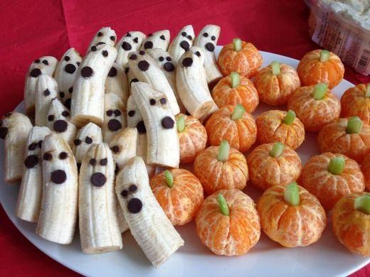 4362309425d Inspirações para Festa de Halloween - alimentação - Baú de Menino
