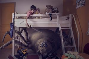 medo de monstros