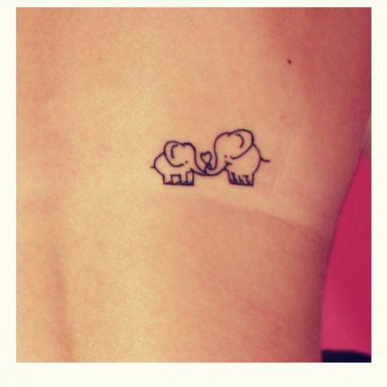 Tatuagem Para Mãe Baú De Menino