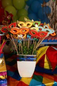 Festa infantil Carnaval